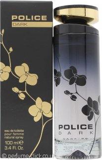 Police Dark Women Eau de Toilette 100ml Spray