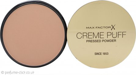 Max Factor Creme Puff Foundation 21g - #42 Deep Beige