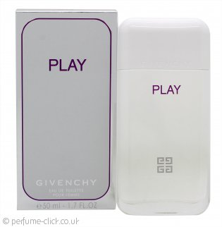Givenchy Play For Her Eau de Toilette 50ml Spray
