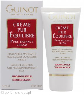 Guinot Creme Pur Equilibre Pure Balance Cream 50ml - Combination/Oily Skin