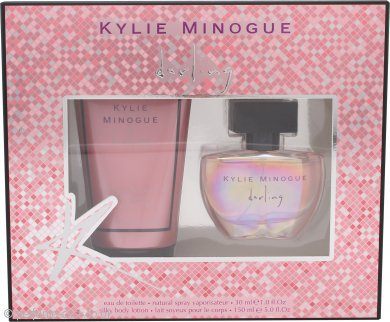 Kylie Minogue Darling Gift Set 30ml EDT + 150ml Body Lotion