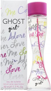 Ghost Girl Eau de Toilette 50ml Spray