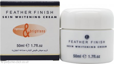 Lentheric Feather Finish Skin Whitening Cream 50ml