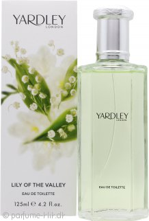 Yardley Lily of the Valley Eau de Toilette 125ml Spray