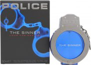 Police The Sinner Eau De Toilette 50ml Spray