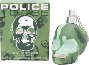 Police To Be Camouflage Eau de Toilette 40ml Spray