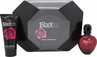 Paco Rabanne Black XS for Her Gift Set 50ml EDT + 100ml Body Lotion