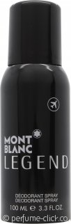 Mont Blanc Legend Deodorant Spray 100ml