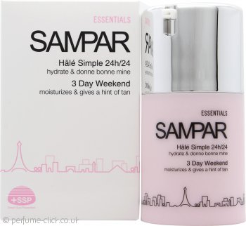 Sampar 3 Day Weekend Cimicifuga & Peptides Hint of Tan Gel 50ml
