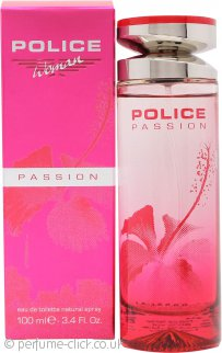 Police Passion Woman Eau de Toilette 100ml Spray