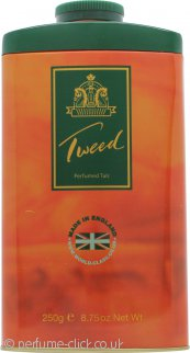 Taylor of London Tweed Perfumed Talc 250g