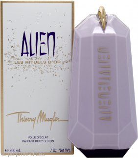 Thierry Mugler Alien Les Rituels d'Or Radiant Loción Corporal 200ml