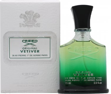 Creed Original Vetiver Eau de Parfum 75ml Vaporizador