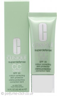 Clinique Superdefense CC Cream 40ml SPF30 - Light Medium