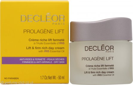 Decleor Prolagene Lift Lift & Firm Day Cream 50ml - Dry Skin