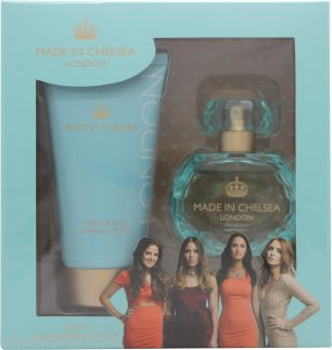 Made in Chelsea Gift Set 50ml EDP + 150ml Shimmer Lotion