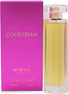 Worth Courtesan Eau de Parfum 3.0oz (90ml) Spray