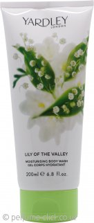 Yardley Lily of the Valley Body Wash 200ml