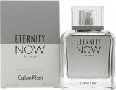 Calvin Klein Eternity Now For Men Eau de Toilette 3.4oz (100ml) Spray
