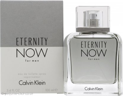 Calvin Klein Eternity Now For Men Eau de Toilette 100ml Spray