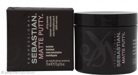 Sebastian The Form Range Matte Putty Texturizer 75ml