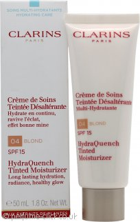 Clarins HydraQuench Tinted Moisturizer 50ml - 04 Blond