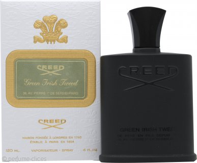Creed Green Irish Tweed Eau De Parfum 120ml Vaporizador