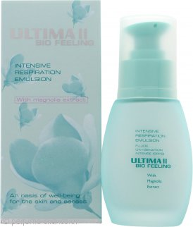 Ultima II Bio Feeling Intensive Respiration Emulsion 50ml