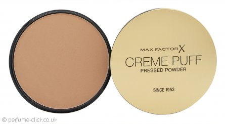 Max Factor Creme Puff Pressed Powder - Medium Beige Refill