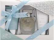 Style & Grace Puro Fragrance Gift Set 50ml EDP + 70ml Body Wash + 70ml Body Lotion