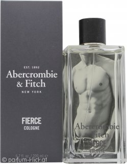 Abercrombie & Fitch Fierce Eau de Cologne 200ml Spray