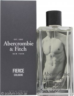 Abercrombie & Fitch Fierce Eau de Cologne 200ml Sprej