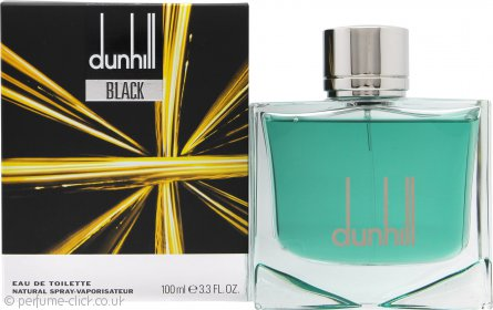 Dunhill Black Eau de Toilette 100ml Spray