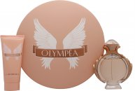 Paco Rabanne Olympea Gift Set 80ml EDP + 100ml Body Lotion