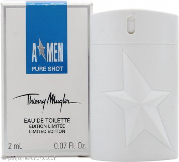Thierry Mugler A*Men Pure Shot Eau de Toilette 2ml Spray - Limited Edition