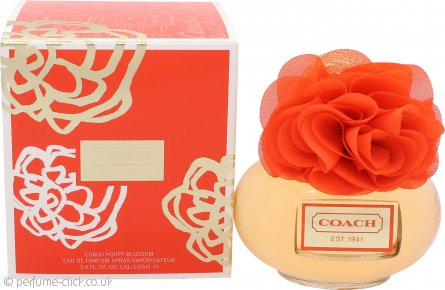 Coach Poppy Blossom Eau de Parfum 100ml Spray