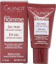Guinot Trés Homme Express Anti-Vermoeidheid Oog Gel 20ml