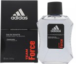 Adidas Team Force Eau de Toilette 100ml Spray