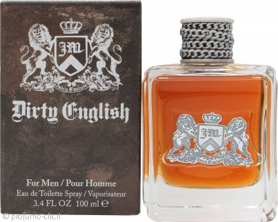 Juicy Couture Dirty English Eau de Toilette 100ml Spray