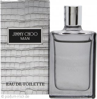 Jimmy Choo Man Eau De Toilette 4.5ml Mini