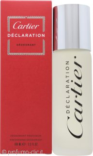 Cartier Declaration Deodorante Spray 100ml