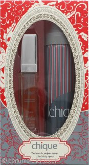Taylor of London Chique Gift Set 12ml EDT Spray + 75ml Body Spray