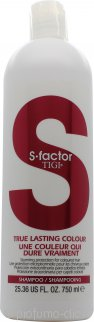 Tigi S-Factor True Lasting Colour Shampoo 750ml