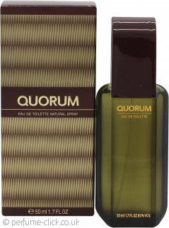Antonio Puig Quorum Eau de Toilette 50ml Spray