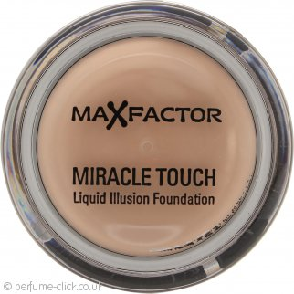 Max Factor Miracle Touch Liquid Illusion Foundation 11.5g Blushing Beige 55
