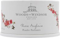 Woods of Windsor True Rose Polvo Perfumado 100g