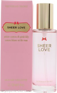 Victorias Secret Sheer Love Eau de Toilette 30ml Spray