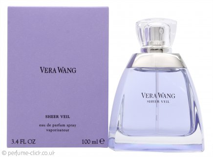 Vera Wang Sheer Veil Eau de Parfum 100ml Spray