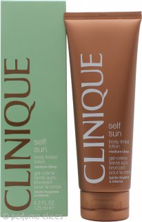 Clinique Self Sun Body Loción Tintada 125ml - Media/Intensa