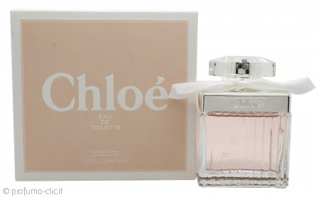 Chloé Signature Eau de Toilette 2015 75ml Spray